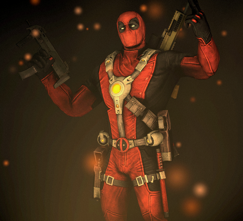 [SFM] Marvel Ultimate Alliance 2 Deadpool by Pechenko121 ...