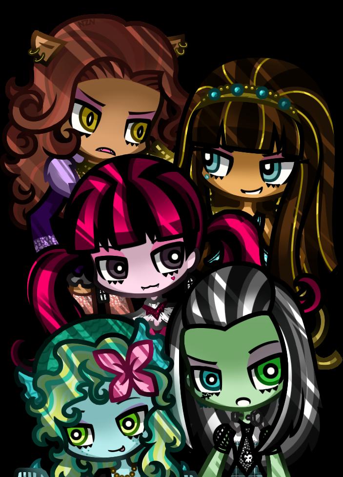 Las verdaderas confesiones de las Monster High. - Page 1 - Wattpad