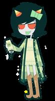 Hipster Terezi by nekozneko