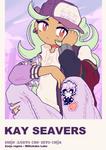 RK: Kay Seavers