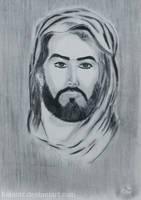 Imam Hussein by batootz
