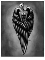 Death Angel by MyDyingRose