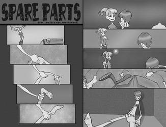 Spare Parts by MyDyingRose