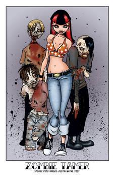 Zombie Tamer Print Version