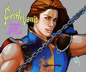 Rondo of Blood Project Rich