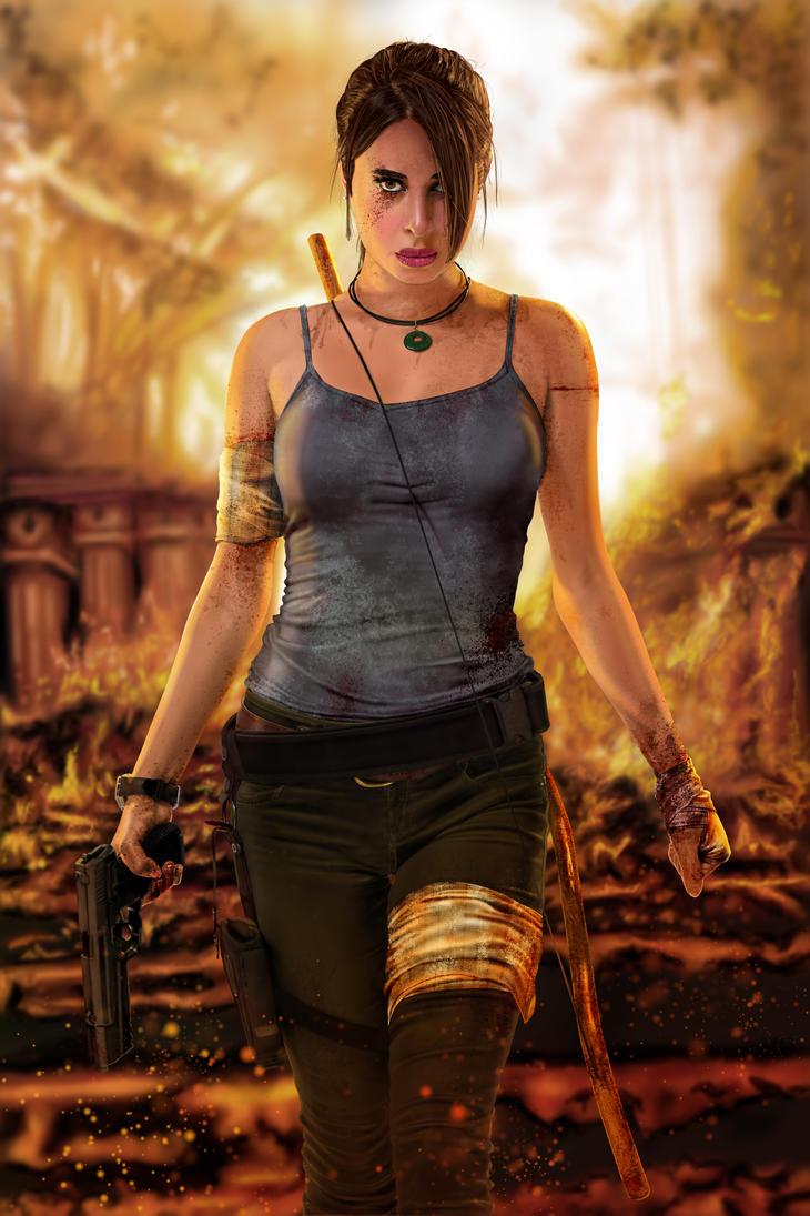 Lara Reborn by Thesealmx