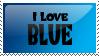 Blue by Stampernaut