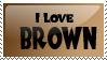 Brown by Stampernaut
