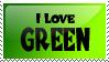 Green by Stampernaut