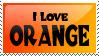 Orange by Stampernaut