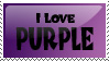 Purple by Stampernaut