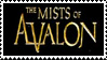 Mists of Avalon Logo Stamp by Stampernaut