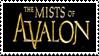 Mists of Avalon Logo Stamp by Stampernaut