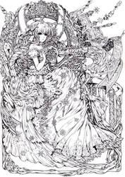Commission - Yukiko