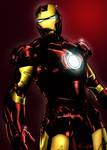 Iron Man Colors