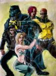 New X-men Mixed Media