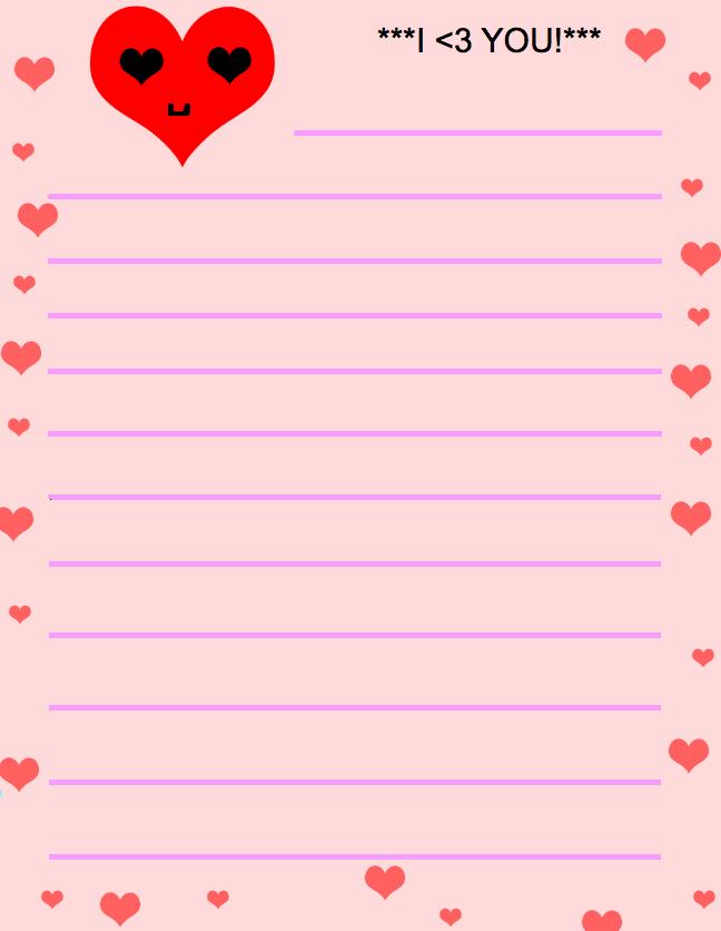 Love essay paper