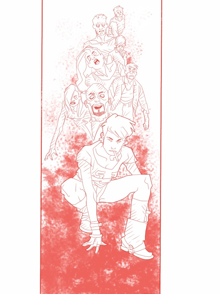 Zombies by kartinka75