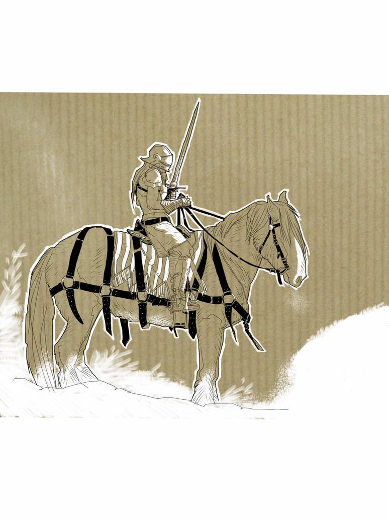 Barbarian by kartinka75