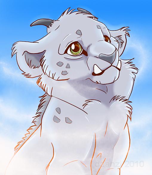 Arctic Hogeni Cub by daanzi