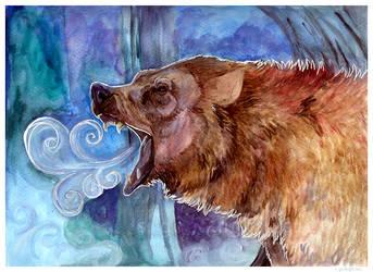 Mother Ursus by daanzi