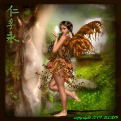 Forest Fairie by FlutterDash75