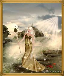 The Sorceress by FlutterDash75