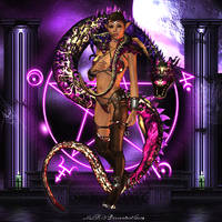 Dragon Tamer by FlutterDash75