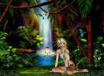 Oasis by FlutterDash75