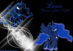 Luna WP by FlutterDash75