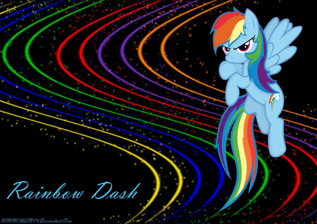 Rainbow Dash 2 by FlutterDash75