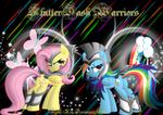 FlutterDash Warriors by FlutterDash75