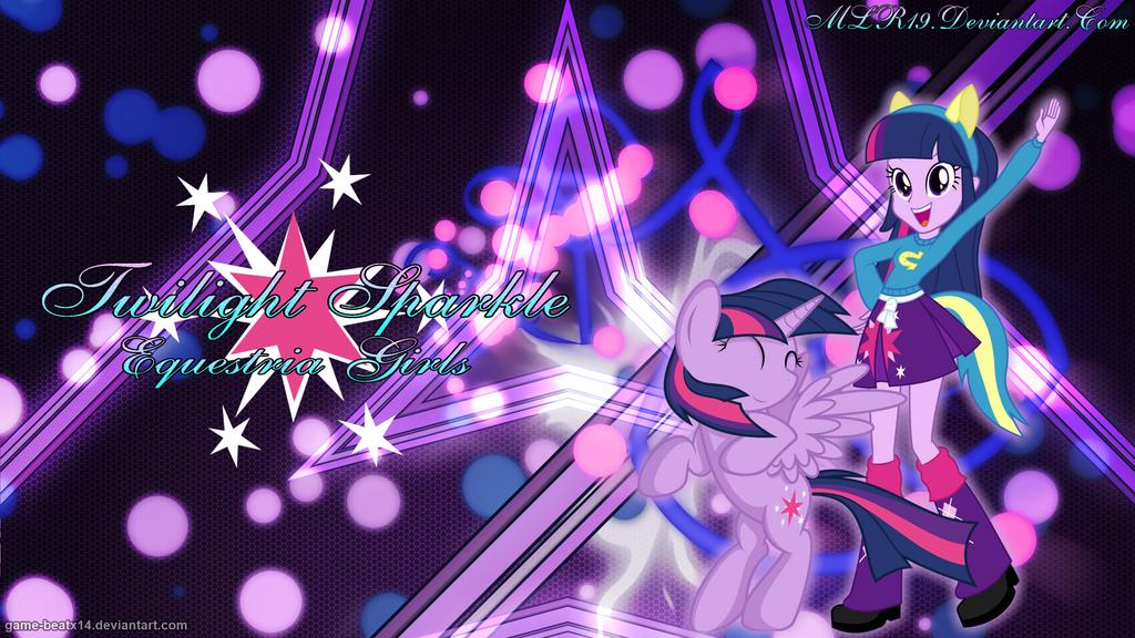 Twilight EQG by MLR19