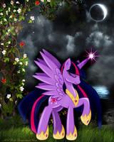 Alicorn Princess by FlutterDash75