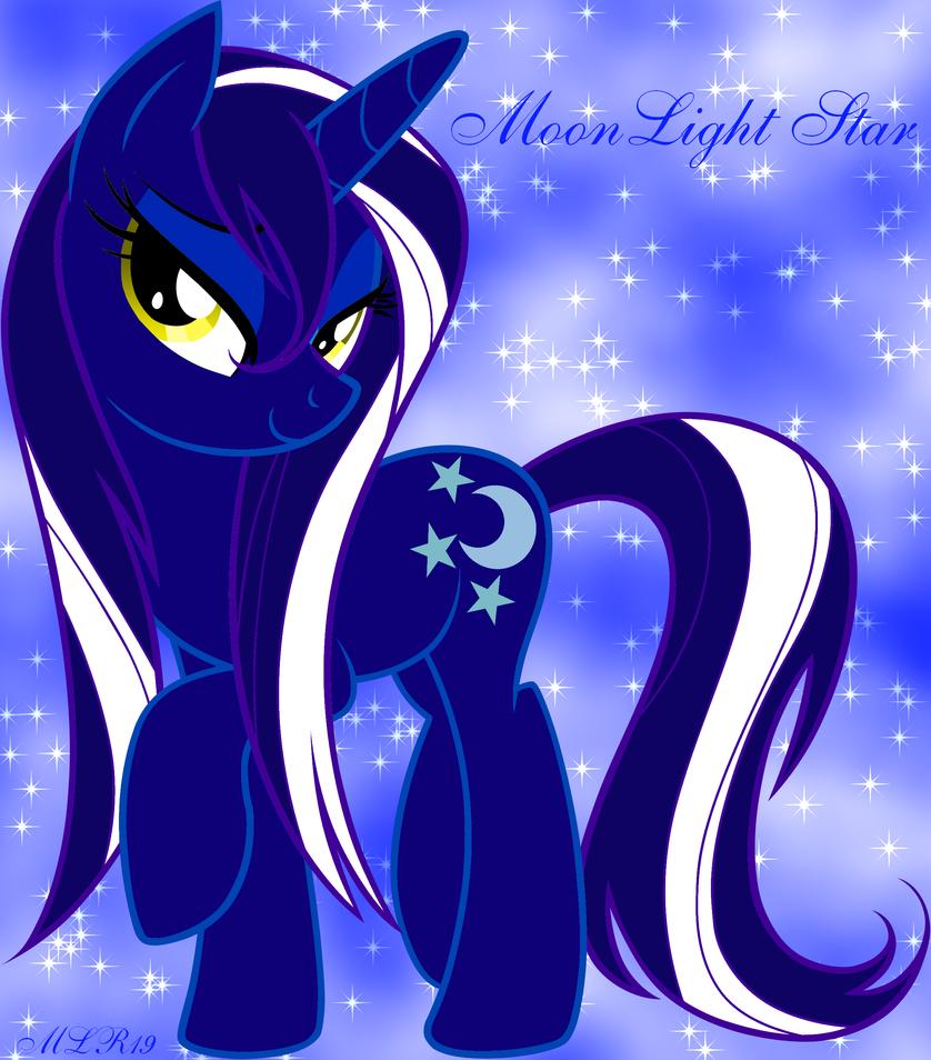 MoonLight Star (Request) by MLR19