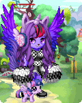 Twilight Cheerleader by MLR19