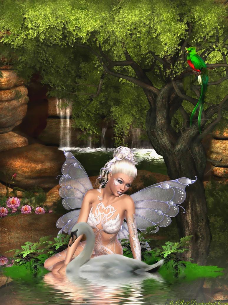 Swan by MLR19