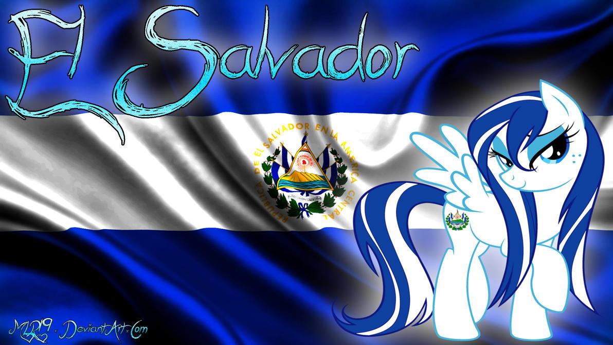 El Salvador Wet Mane by MLR19