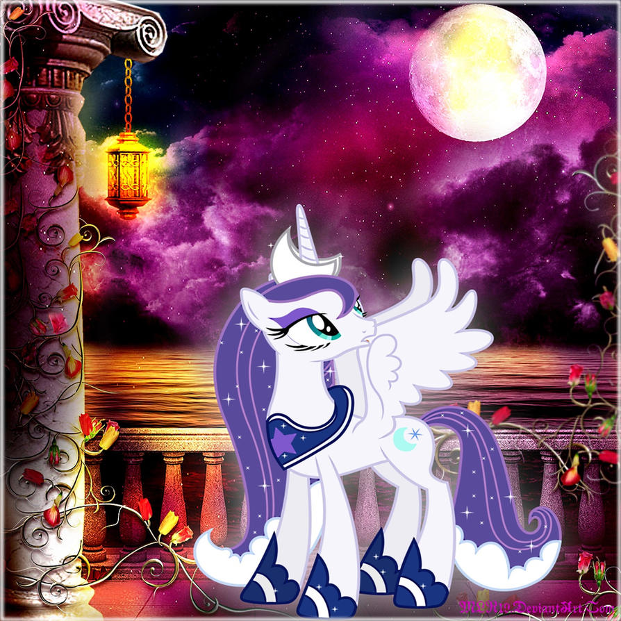 By The Light Of The Moon by MLR19