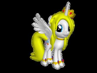 Princess PastelHeart by FlutterDash75