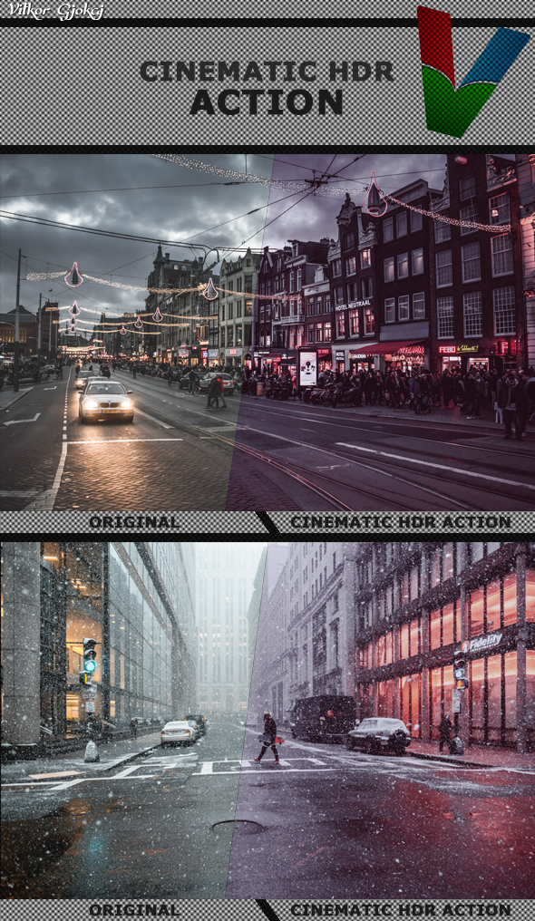 Cinematic HDR Action by Base-Help