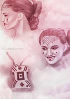 Queen of Naboo by JabberjayArt