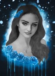 Lyanna Stark by JabberjayArt