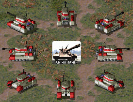 Soviet Rhino Heavy Tank