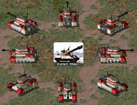 Soviet Rhino Heavy Tank by haimerejloh