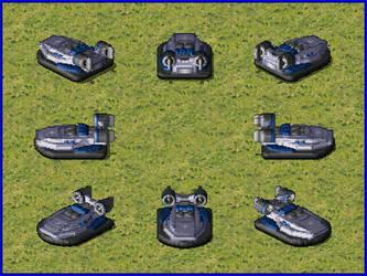 Allied Amphibious Transport by haimerejloh