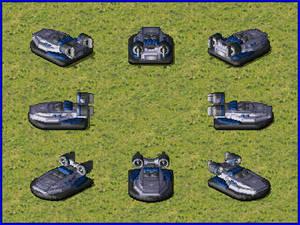 Allied Amphibious Transport