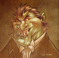 Mr Hyde by Kravenous