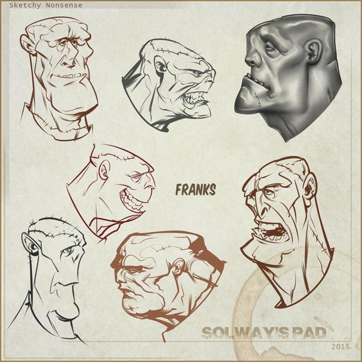 doodles2 by Kravenous