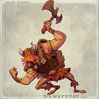 Viking by Kravenous
